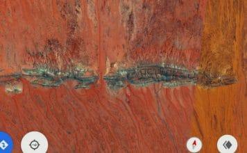 macdonnel ranges crocodile caterpillar dreaming australia aboriginal alice springs flight photo picture plane