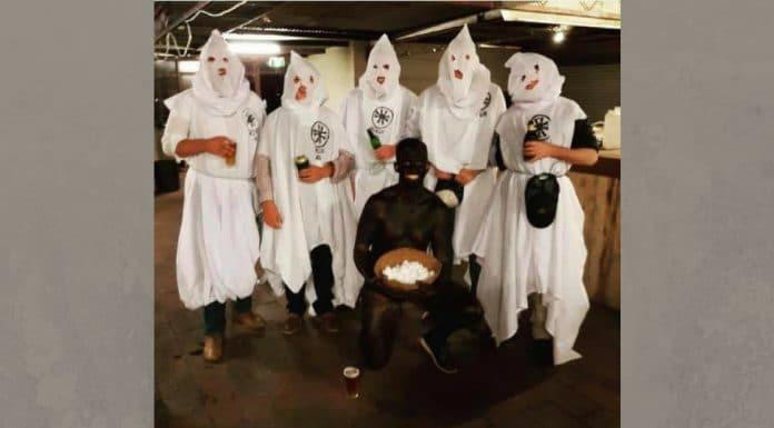 black swan hotel wagga wagga charles sturt university racist students