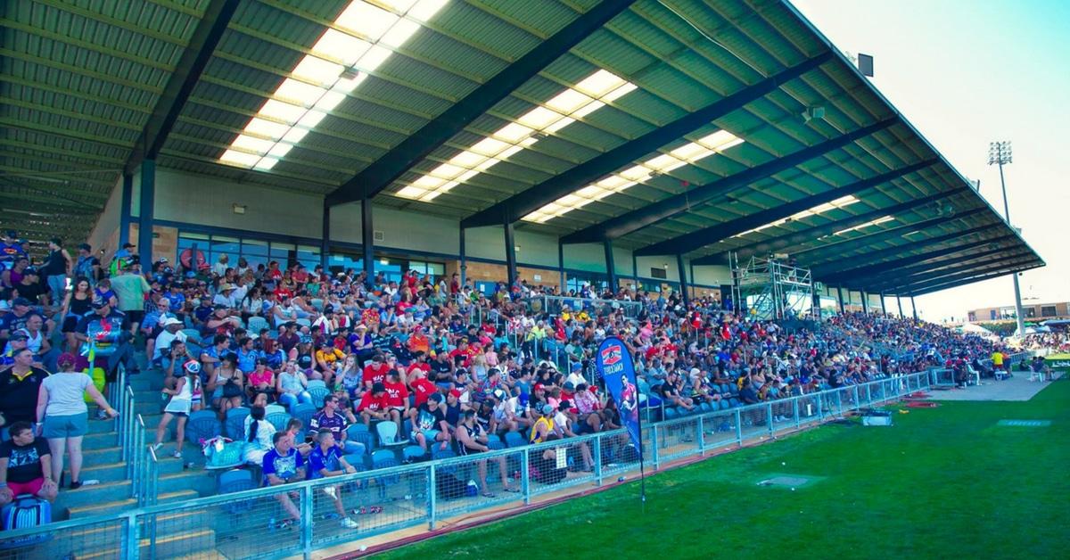 2016 U17 Knockout Winners - La Perouse
