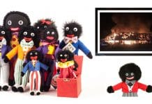 golliwog australia shop uluru fire nsw