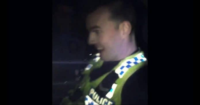 western australia police officer allegedly high on ice meth roebourne aboriginal video social media