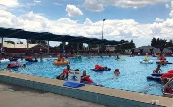 bathurst swimming pool aboriginal people allegedly ordered to leave