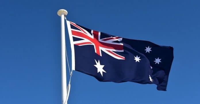 australian anthem white supremacist song
