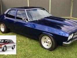 Holden Aboriginal Style Boomerang Steering Wheels