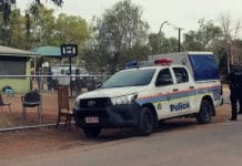 police katherine northern territory apartheid arrest aboriginal drinking at home