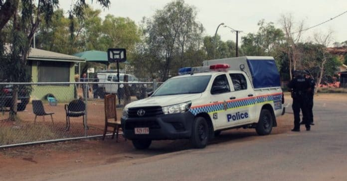 police katherine northern territory apartheid arrest aboriginal drinking at home