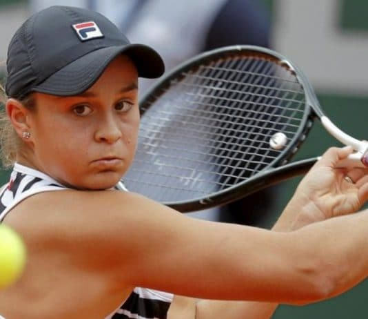 ashleigh ash barty aboriginal ngarigo indigenous tennis player