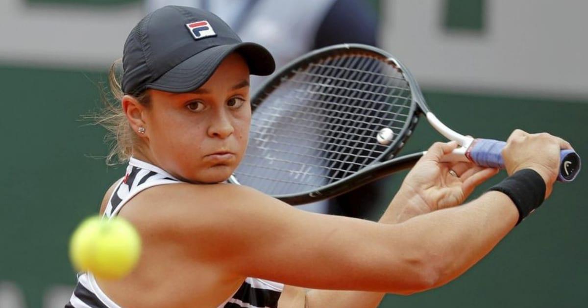 ashleigh ash barty aboriginal ngarigo indigenous tennis player