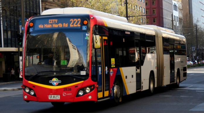 adelaide bus driver refuses to drive aboriginal students to school